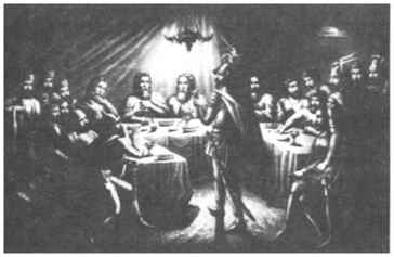 Prince Lazar Last Supper