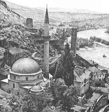 Pocitelj Mosque War