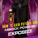 How To Get Psychic & Magick Powers - 3% Sales Conversion Rates!