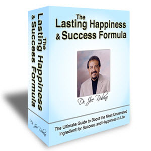The Lasting Happiness And Success Formula