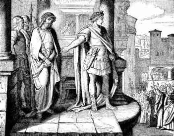 King Herod Pontius Pilate